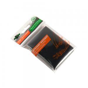 Протекторы Blackfire Double-Matte для ККИ - Черные (50 шт.)