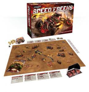 Миниатюры Warhammer 40000: Speed Freeks (на английском языке)