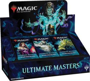 MTG: Дисплей бустеров издания Ultimate Masters на английском языке