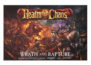 Миниатюры Age of Sigmar: Realm of Chaos: Wrath & Rapture (на английском)