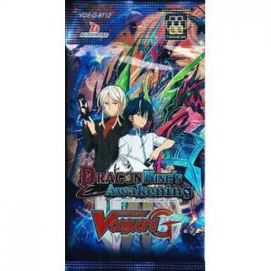 Cardfight!! Vanguard: Бустер издания Dragon Kings Awakening на английском языке