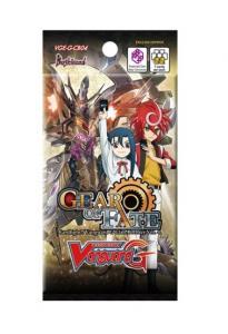 Cardfight!! Vanguard: Бустер издания Gear of Fate на английском языке