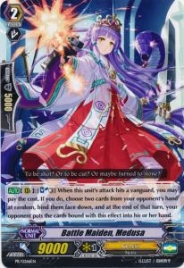 Promo: Battle Maiden, Medusa