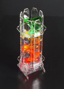 Башня для бросания кубиков - Калейдоскоп