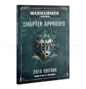 Warhammer 40.000: Chapter Approved 2018 (на английском языке)