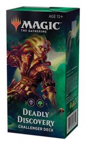MTG: Challenger Deck 2019 - DEADLY DISCOVERY