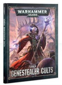 Миниатюры Warhammer 40000: Кодекс: Genestealer Cults, НОВАЯ РЕДАКЦИЯ (на английском языке)