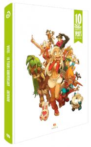 Dofus 10 years anniversary - Artbook (на ФРАНЦУЗСКОМ)