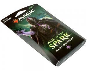 MTG: Тематический Чёрный бустер издания War of the Spark на английском языке