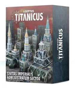 Warhammer 40000: Civitas Imperialis Administratum Sector