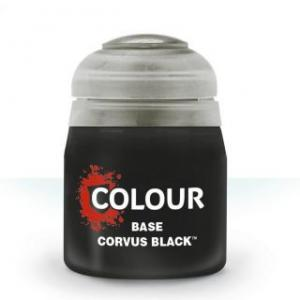 Базовая краска Corvus Black 21-44