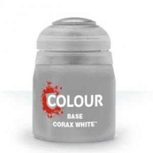 Базовая краска Corax White 21-52