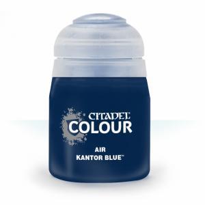 Краска для аэрографа: Kantor Blue 28-04 (12 мл)