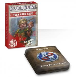 Blood Bowl: Halfling Team Cards