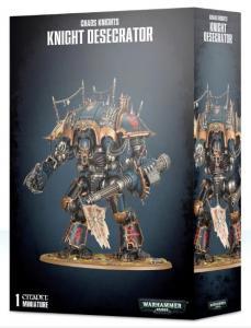 Миниатюры Warhammer 40000: Knight Desecrator