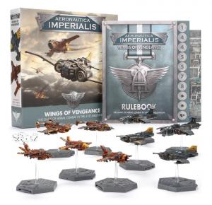 Миниатюры Warhammer 40000: Aeronautica Imperialis: Wings of Vengeance