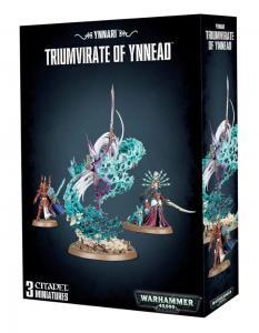 Миниатюры Warhammer 40000: Ynnari: Triumvirate of Ynnead