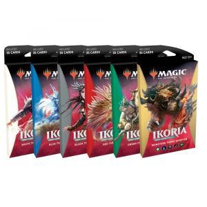 MTG: Набор тематических бустеров издания Ikoria: Lair of Behemoths на английском языке
