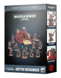Миниатюры Warhammer 40000: Start Collecting! Adeptus Mechanicus