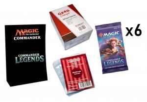 MTG: Стартовый набор 1 издания Commander Legends на английском языке