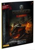 Альбом для наклеек World of Tanks от Panini (мягкий)