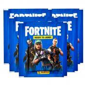 5 пакетиков наклеек Panini Fortnite