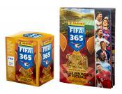 Бокс наклеек FIFA 365-2020 от Panini + альбом