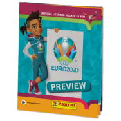 soccer cards panini UEFA EURO 2020 TM PREVIEW