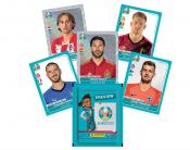 1 пакетик наклеек UEFA EURO 2020 TM PREVIEW от Panini