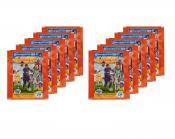10 пакетиков наклеек Panini коллекции LaLIGA Santander 2020-21