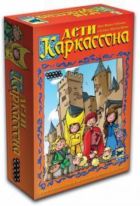 Дети Каркассона. 2е издание (на русском)
