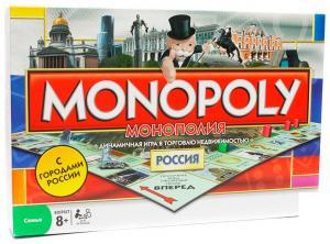 Монополия - Россия (на русском)