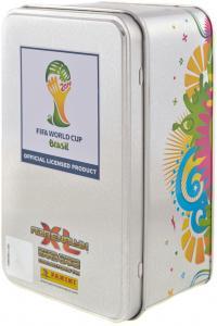 Специальный бокс 2014 FIFA World Cup Brazil Adrenalyn XL от Panini