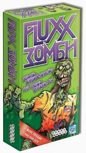 Fluxx Зомби (на русском)