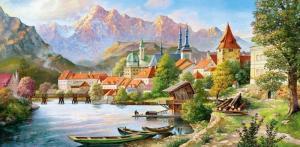 Castorland: Паззлы (4000 деталей)