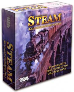 Steam. Железнодорожный магнат (на русском)