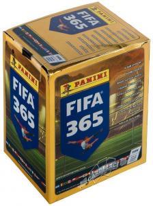 """Бокс наклеек Panini """"FIFA 365"""" (СТАРЫЙ СЕЗОН 2015-2016)"""