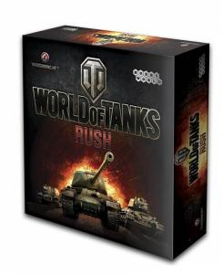 World of Tanks: Rush. 2е издание (на русском)