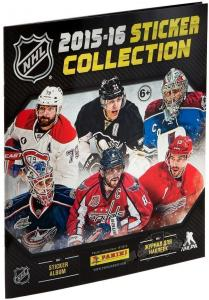 Альбом для наклеек Panini Хоккей НХЛ 2015-2016 (NHL 15-16)