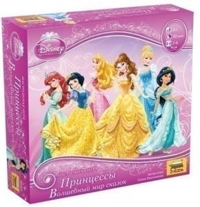 Принцессы. Волшебный мир сказок (на русском)
