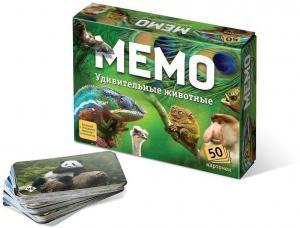 Мемо - Удивительные животные