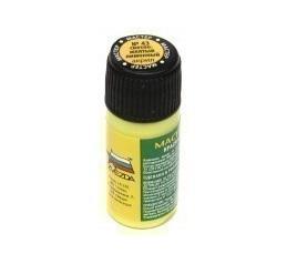 Краска светло-желтая(лимонная) (43-МАКР)
