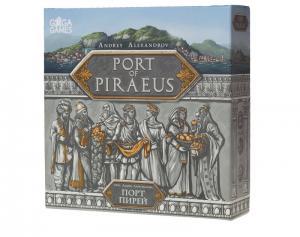 Порт Пирей (на русском)