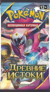 Pokemon: Бустер издания XY7 Древние Истоки (на русском)