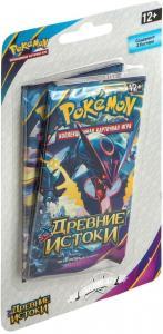 Pokemon: Блистер издания XY7 Древние Истоки (на русском)