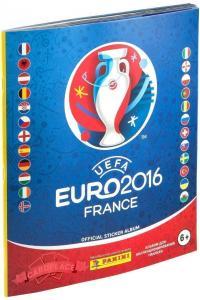 "Альбом для наклеек Panini ""UEFA EURO 2016 France"""