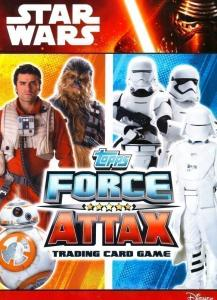 Стартовый набор TOPPS Star Wars: Episode 7