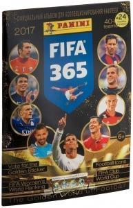 "Альбом для наклеек Panini ""FIFA 365-2017"""