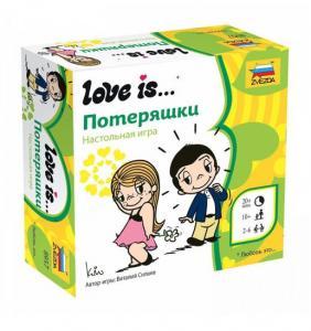 Love is … Потеряшки (на русском)
