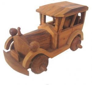 Thai wood. Автомобиль Классический с крышей